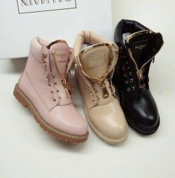 Boots pink 39 size
