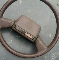Wheel on mark