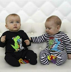 Set overalls 2 pcs p. 74 new