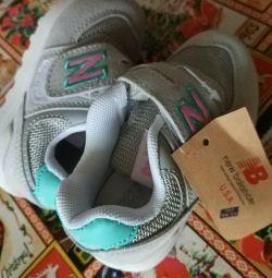 Pantofi pentru copii NB p.21,22