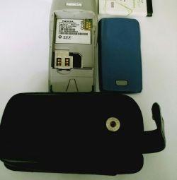 Κινητό τηλέφωνο NOKIA 1100 με θήκη TORG