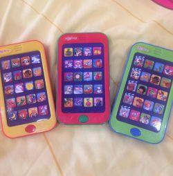 Phones music