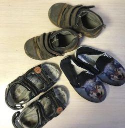 Дитяче взуття (В ДАР)