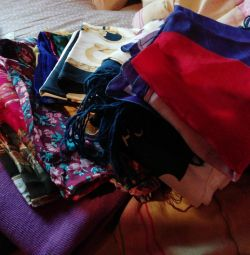 Scarves and stoles