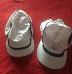 New Adidas baseball caps