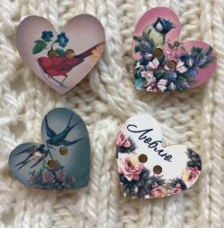 Hearts-butoane de epocă