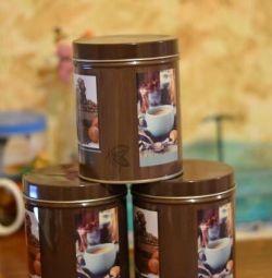 3 Storage Jars