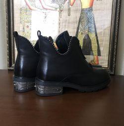 Boots demi-sezon, nou