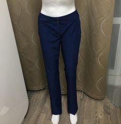 Pantaloni albastri 42 p.