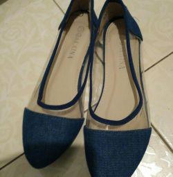 Pantofi pentru blugi de fată