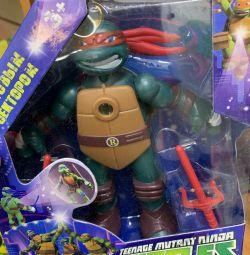 Σούπερ ήρωες και χελώνες νίντζα