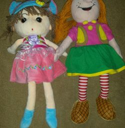 Soft doll (for both)