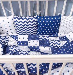 Crib sides