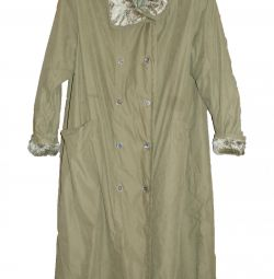 Ένδυση σ.52-54-56, παλτό, φούστα, μπλούζα, μπουρνούζι