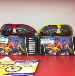 окуляри велосипедні