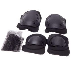 Tactical knee pads and elbow pads