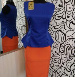 Set, fusta + bluza