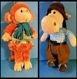 Monkey and horse new