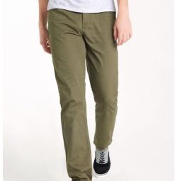 Pants are man's new