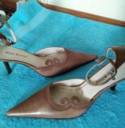 Shoe.r38, Nou sau schimb.