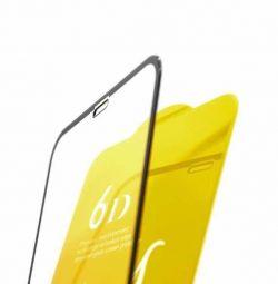 Darbeye dayanıklı cam elma iphone