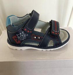 Sandals for boy KOLOBOK