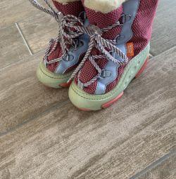 Χειμώνας μπότες Demara
