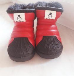 warm boots