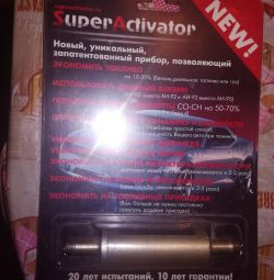 Super activator
