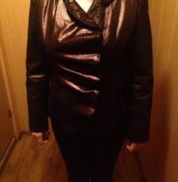 Femeile din piele au folosit jacheta