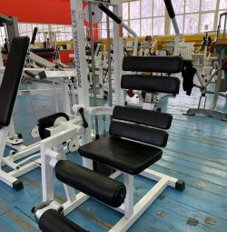 Тренажeр для мышц брюшного пресса