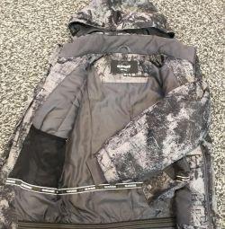 Куртка горнолыжная для мальчика фирма GlISSADE