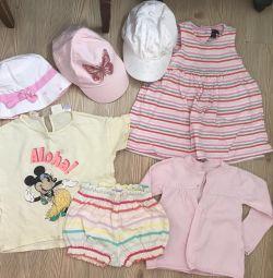 Zara, GAP, H & M. şeyler.