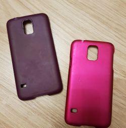 Acoperă pentru Samsung s5