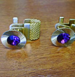 Cufflinks for men, high quality.