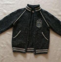 Jacket children's warm jacket