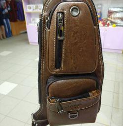 Men's bag backpack Jeep 194
