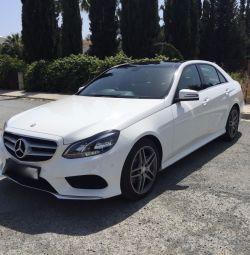 Mercedes-Benz E250 CDI AMG Spor 7G-Tronic