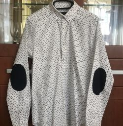 Erkekler için Gömlek Zara Man
