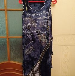 Платье стильное вискоза