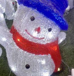 LED χιονάνθρωποι