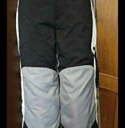 Winter sports pants