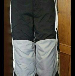 Kış sporları pantolonları