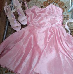 Платье+босоножки