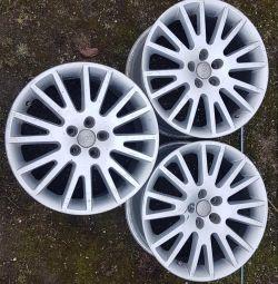 Audi R18 rims
