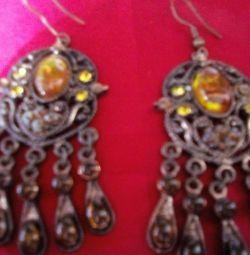 Σκουλαρίκια Vintage επειγόντως