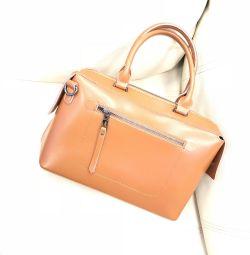❗️новая коричневая сумка, натуральная кожа