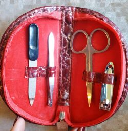 Kit portabil de manichiură