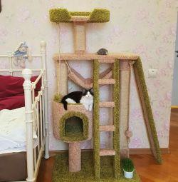 Когтеточка, комплекс для кошек