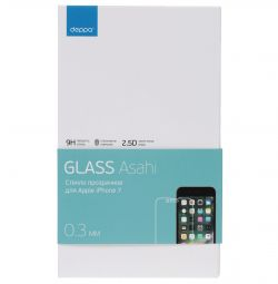 Protect Glass Deppa Glass Asahi for iPhone 7 0.3mm
